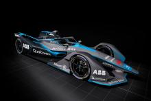 Formula E unveils Season 5 car at Geneva Motor Show