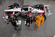 IndyCar Grand Prix of Alabama - Race Results