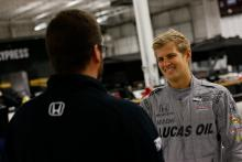 Ericsson expecting to stay in IndyCar 'for quite some time'