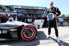 Chevrolet Grand Prix of Detroit - Race 2 Starting Lineup