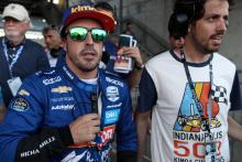 Alonso left to fight for Indy 500 berth after rough qualifying session
