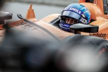 Alonso: Difficult to make promises about Indy 500 return