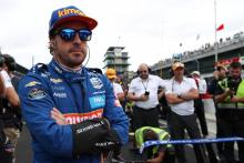 Fernando Alonso misses Indy 500 after last gasp run by Kyle Kaiser