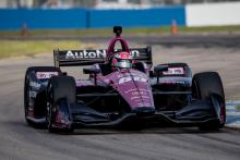 Harvey confident 2018 IndyCar aerokit will improve show
