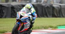 Ellison exits Smiths BMW as equal bikes fail to meet Thruxton targets