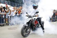 Hamilton keen for head-to-head battle with Marquez