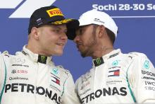 Rosberg backs Bottas to annoy Hamilton 'quite a lot'