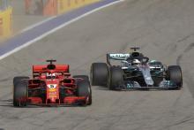 Hamilton wants more wheel-to-wheel F1 battles with Vettel