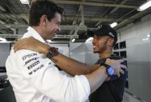 Wolff urges for Mercedes concentration in title fight