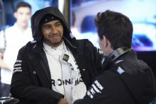 Mercedes expects Hamilton deal will be agreed 'pretty soon'