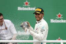 'Extraordinary' Hamilton integral to Mercedes F1 success - Wolff