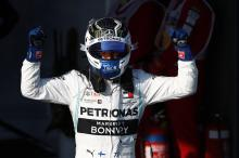 Bottas proves it's no more Mr. Nice Guy in 2019