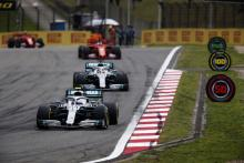 F1 Driver Ratings - Chinese Grand Prix