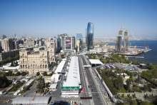 F1 Azerbaijan GP to take place behind closed doors in June