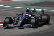 Bottas takes dominant Spanish GP pole