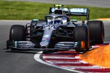 Mercedes performances not down to thinner F1 tyres – Bottas