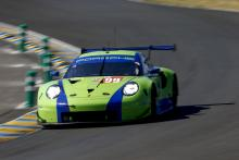 Krohn ruled out of Le Mans on medical grounds