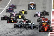 F1 unveils European leg of revised 2020 calendar
