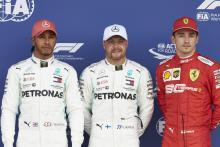 F1 British Grand Prix - Starting Grid