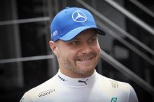 Bottas has Plan B and Plan C if Mercedes picks Ocon