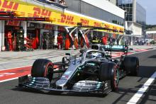 Wolff assures one race won't decide Bottas' Mercedes future