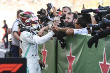 Wolff: No issue dealing with frustrated Hamilton radio messages