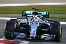 Hamilton surprised by pace advantage in Abu Dhabi GP