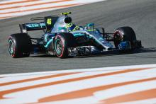 VIDEO: Watch Rossi's onboard from Mercedes F1 test