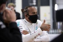 Hamilton was not targeting fellow F1 drivers with silence criticism