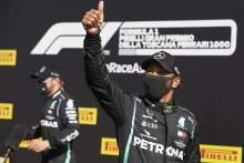 Bagaimana Hamilton menguasai Mugello untuk membalikkan defisit Bottas F1