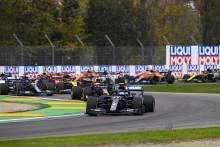 F1 Driver Ratings - Emilia Romagna Grand Prix at Imola
