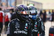 "Mercedes wants ""much earlier"" resolution for 2022 F1 driver decision"