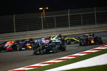 F1 Driver Ratings from the 2020 Bahrain Grand Prix