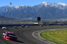 Auto Club 400 at Auto Club Speedway - Starting Lineup