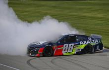 Camping World 400 at Chicagoland Speedway - Race Results