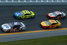 Coke Zero 400 at Daytona International Speedway - Starting Lineup
