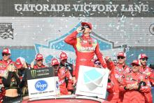 TicketGuardian 500 at ISM Raceway full results