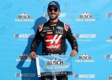 Quaker State 400 at Kentucky Speedway - Qualifying Results
