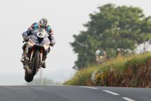 TT 2018: Michael Dunlop quickest on eve of Superbike race