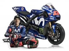 'Fast for 20 laps, not one' - Vinales' '18 aim