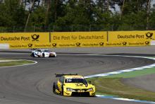Glock snatches race two pole ahead of Rast