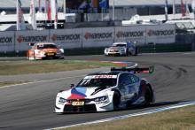 Wittmann secures final DTM pole of 2018