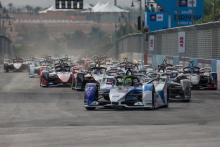 2019 Formula E Diriyah E-Prix - Race 2 Results