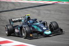 Latifi strengths F2 championship lead with Spain victory