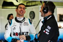 Latifi doubts Williams F1 deal will sink in until Melbourne