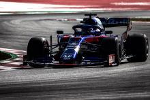 Spain F1 In-Season Test Times - Wednesday FINAL