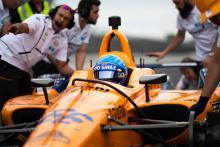 McLaren to enter IndyCar full-time in 2020