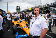 """""""Lack of execution"""" behind McLaren's Indy 500 failure"""