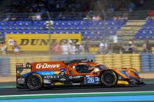 G-Drive Racing not seeking 'revenge' at Le Mans