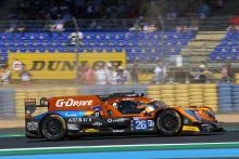 G-Drive Racing not seeking 'revenge' at Le Mans